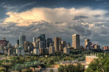 City of Edmonton, Canada (Image: WikiCommons)