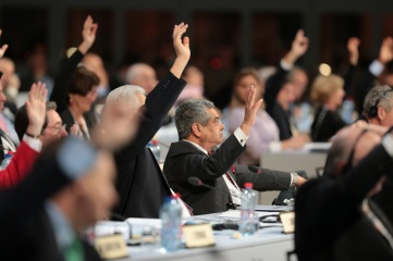 IOC members showed unanimous support for all 40 recommendations (Photo: IOC)