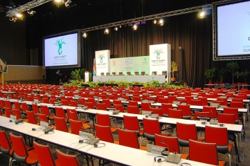 Durban ICC has hosted numerous major congresses and summits, including the UN Climate Change Summit, the BRICS Summit and the IOC Session (Photo: Durban ICC)