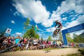 UCI Mountain Bike World Cup. Photo: Charne Hawkes
