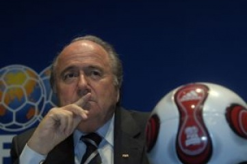Joseph Blatter faces vocal opposition in Europe but has loyal support elsewhere