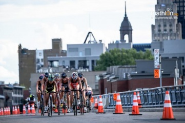 Montreal hosted the ITU World Cup on 7th August 2016 (Photo: Wagner Araujo / ITU)