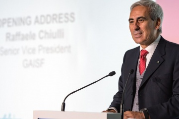 Raffaele Chiulli is President of: GAISF; SportAccord; the International Powerboating Federation (UIM); and the Association of IOC Recognised International Sport Federations (ARISF). (Photo: GAISF)