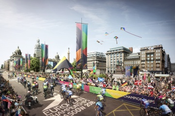 The Men's and Women's Road Race events at Glasgow 2018 will also pass through George Square