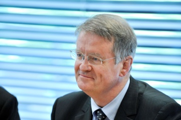 Bernard Lapasset, chairman of World Rugby and vice chairman of the French National Olympic Committee (Photo: IOC)