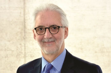 Brian Cookson, President of the Union Cycliste Internationale (UCI)