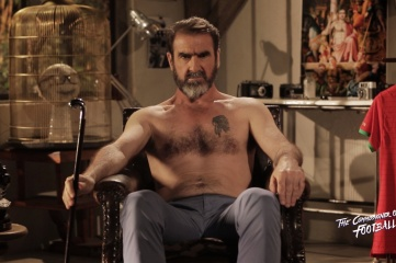 Eric Cantona, Eurosport's Commissioner of Football