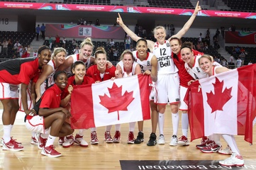 The FIBA Americas Women's Championships is a qualifier for Rio 2016 and will contribute to Edmonton's bid to host the 2022 Commonwealth Games