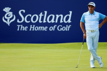 Rickie Fowler, winner of the 2015 Aberdeen Asset Management Scottish Open (Credit: Getty Images)