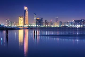 Abu Dhabi will host a round of the World Triathlon Series