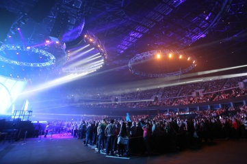 A packed programme of entertainment draws visitors to Glasgow's SSE Hydro (Photo: Marc Turner)