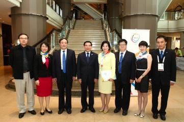 Beijing 2022 delegation arrives in Bangkok for ANOC General Assembly