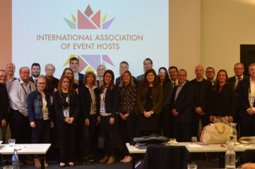IAEH members met at SportAccord 2017