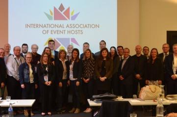IAEH members met at SportAccord 2017