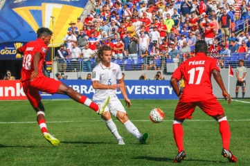 Baltimore's M&T Bank Stadium hosted the 2015 CONCACAF Gold Cup (Photo: Maryland Sports)