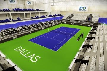 Photo Copyright: Styslinger/Altec Tennis Complex