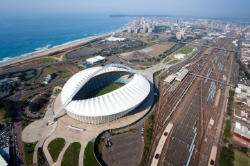 The Commonwealth Games has never been hosted in Africa, the region that has the most Federation members