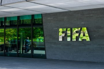 The meetings took place at FIFA's headquarters in Zurich (Photo: Ugis Riba / Shutterstock)