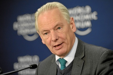 Francis Maude pictured speaking at the World Economic Forum in 2013 (Photo: WEF)