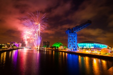 The Glasgow 2014 Host City Volunteers Programme, managed by Glasgow Life, excelled in attracting and retaining volunteers from diverse backgrounds (Photo: Chris G. Walker / Shutterstock.com)