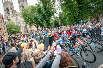 Yorkshire hosted this year's Grand Depart