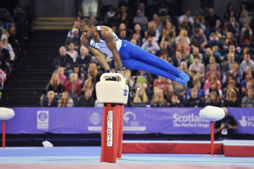 Glasgow is hosting the World Gymnastics Championships in October 2015