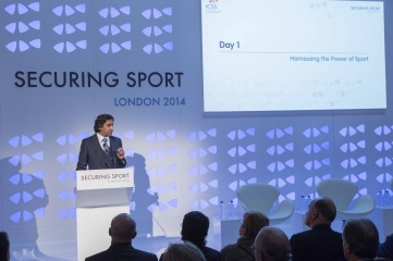 Mohammed Hanzab warned that the threat of corruption in world sports is bigger than ever