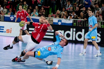 The EHF has elected hosts for its European Championships