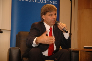 Harold Mayne Nicholls in 2009, when he was chairing the FIFA Bid Evaluation Group for World Cups in 2018 and 2022 (Photo: Pontificia Universidad Católica de Chile)