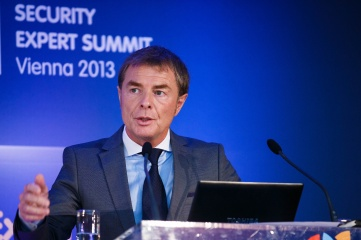 Helmut Spahn, director general of the International Centre for Sport Security (ICSS)