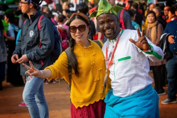 Tshwane, South Africa hosted the 2018 World Choir Games (Photo (c): Nolte Photography)