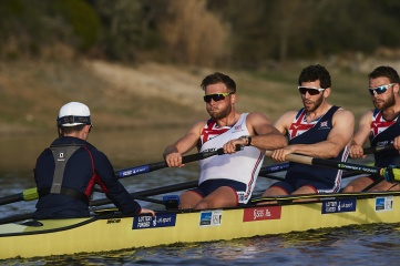 L-R: Henry Fieldman, Tom Ford, Matthew Tarrant, Ollie Wynne-Griffith (Credit: SAS)