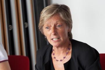 Liz Nicholl, CEO, UK Sport (Photo: UK Sport)