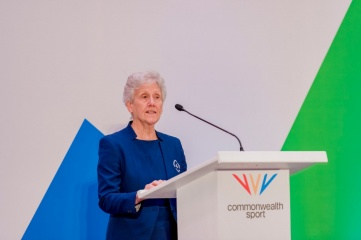 Dame Louise Martin DBE is speaking at Host City 2019, the largest meeting of cities and sports, business and cultural events