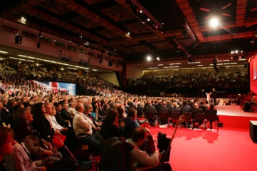 A Labour Party conference at the Brighton Centre (Photo Copyright: Visit England)