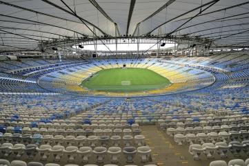 The Maracana will host athletics events at Rio 2016