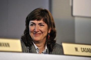 Marisol Casado, IOC Member for Spain and President of the International Triathlon Union (Photo: International Olympic Committee)