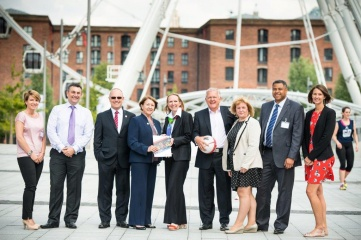 The tournament will be hosted at the multi-purpose waterfront venue, ICC Liverpool (Photo: England Netball)