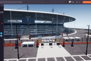 Venue Twin is a fully interactive digital twin (Photo: OnePlan)