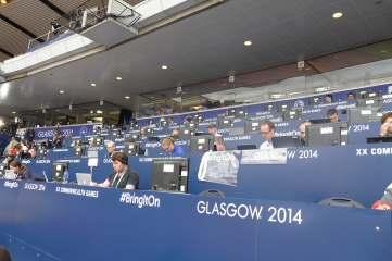 Hosting the Commonwealth Games puts a city in the global media spotlight (Photo: Host City)
