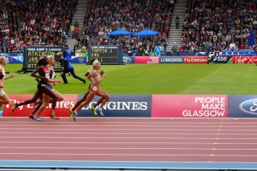 Glasgow 2014's peak buzz score hit 52.9, just 3.9 points lower than London's Olympic Games in 2012