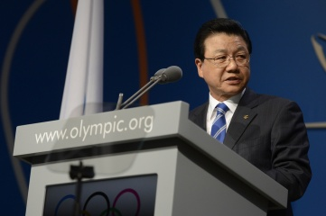 In the spotlight: Jin-sun Kim, President and CEO of PyeongChang Organising Committee of the Olympic Games