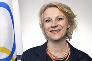 IOC Chief Ethics and Compliance Officer Paquerette Girard-Zappelli