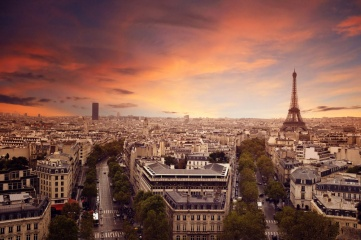 Paris is being lined up to bid for the 2024 Olympics and 2025 World Expo