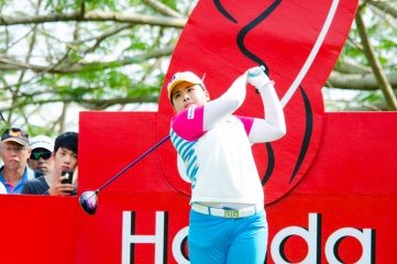 Inbee Park is one of a host of Korean stars on the LPGA Tour