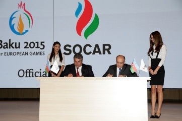SOCAR joins Nar Mobile as a major domestic supporter of the Games