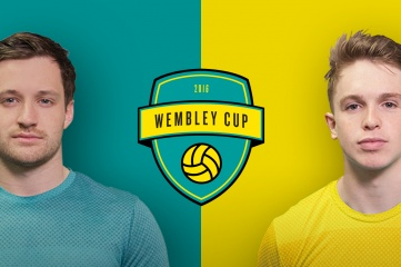 YouTube content creators Spencer Owen and Joe Weller will battle it out for the Wembley Cup