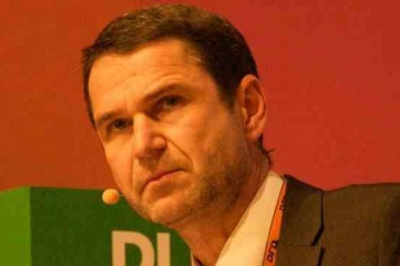Ralf Mutschke, FIFA's director of security, said the protests in 2013 were not directed at FIFA
