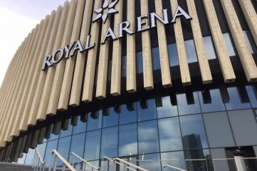 The new Royal Arena in Copenhagen (Image: Royal Arena/Facebook)