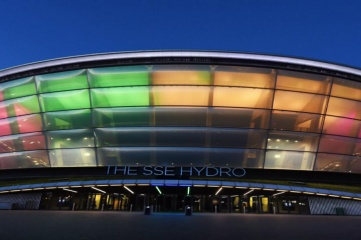 The SSE Hydro will host Glasgow 2018 gymnastics competition